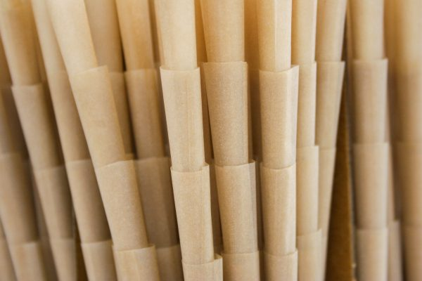 Canadian Lumber pre rolled cones, made from all natural, unrefined, allergen free materials