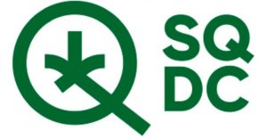 SQDC Quebec crown cannabis distributor and retail store