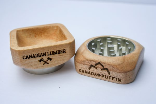 Canadian Lumber Grinder x Canada Puffin