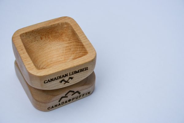 Canadian Lumber Grinder with tray x Canada Puffin