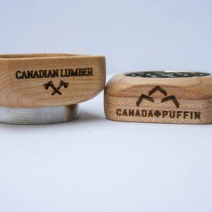 Canadian Lumber Grinder