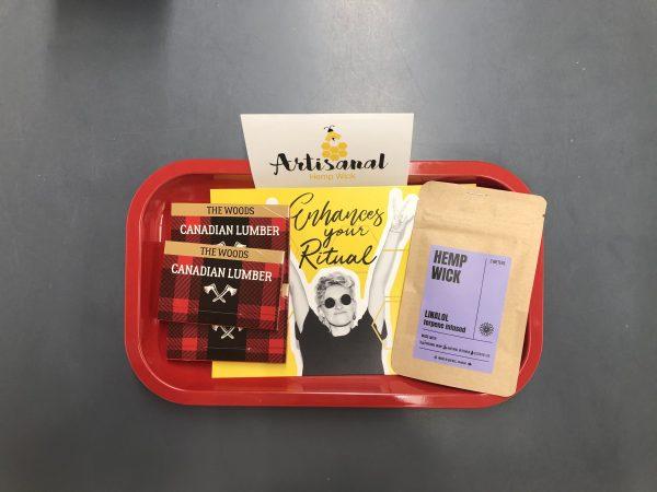 Essentials Kit - Starter Cannabis Kit