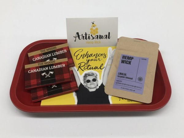 Canadian Lumber 4/20 Rolling Kit